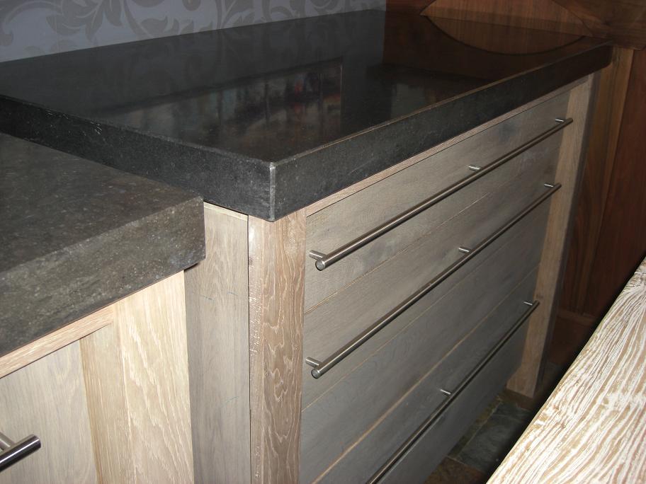 Stoere Keuken Wood : Maatwerk keuken beekbergen