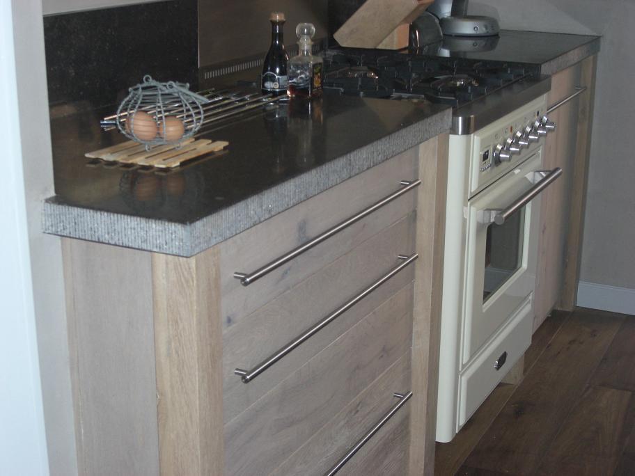 Formido Keuken Ontwerpen : Keuken Boretti Fornuis ~ Beste ideeën voor interieurontwerp